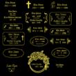 322. Sírjelző tábla keresztre, fejfára