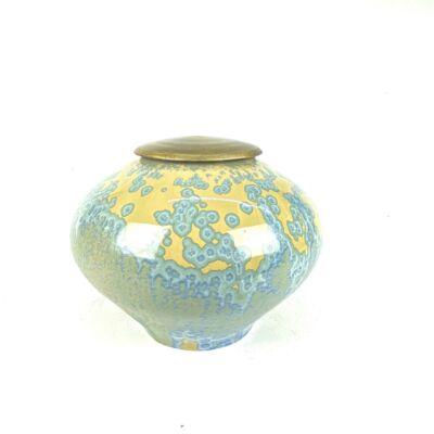 Egyedi kerámia urna 16