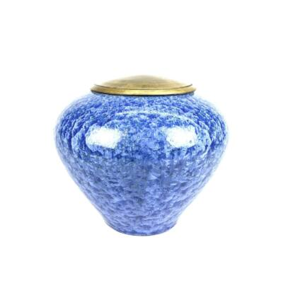 Egyedi kerámia urna 17