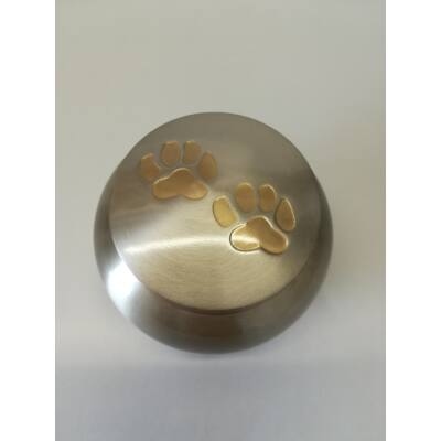 Kettő tappancsos urna - mini