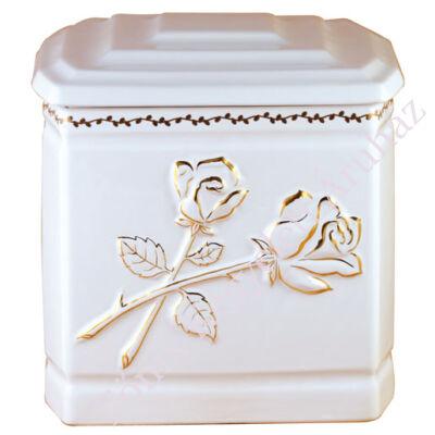 DUPLA rózsás urna - 2 felnőtt részére