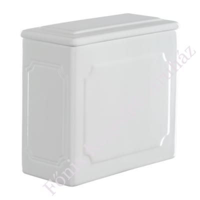Legkisebb templomi urna - mázas fehér