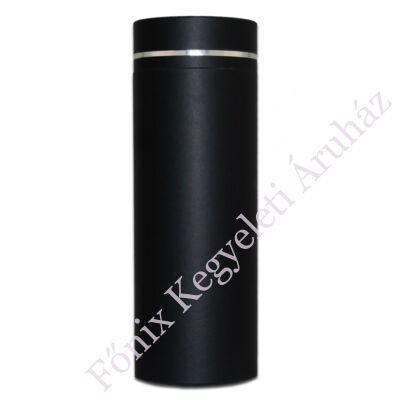 Fekete-ezüst szóróhenger - kis méret