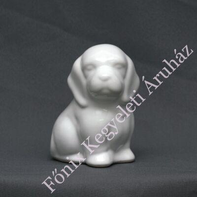 Fehér kutya mini urna (1-3 kg)