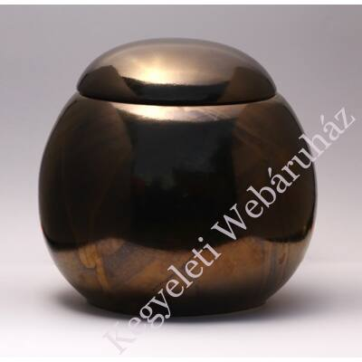 Ógold bronz urna