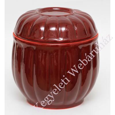Bordó gerezdes urna