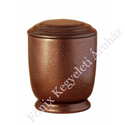 Bronz színű kerek urna