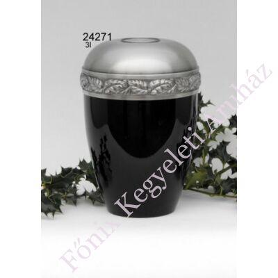 Exkluzív fém design urna