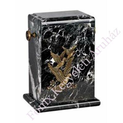 Márvány galambos urna több színben (fekete)