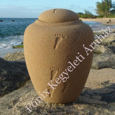 Amfora alakú urna vízi temetéshez
