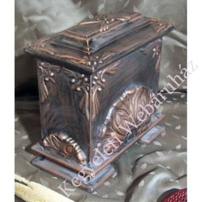 Jázmin bronz iker urna