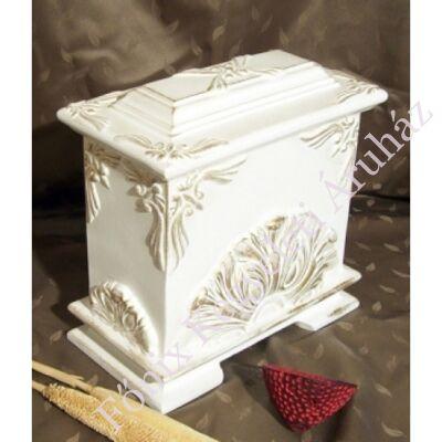 Jázmin fehér iker urna
