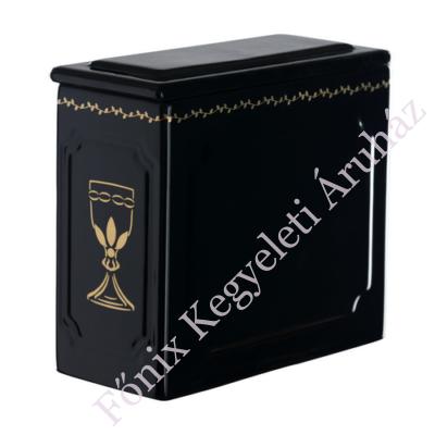 Legkisebb templomi urna - arany kehellyel