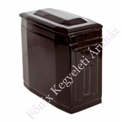 Fekete mázas iker urna kereszttel