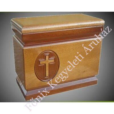 Keresztes fa urna