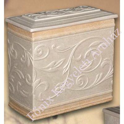 Exkluzív iker urna leanderrel
