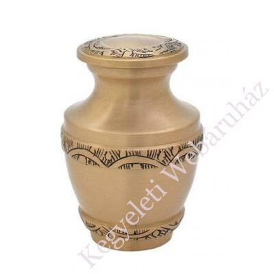 Relikviatartó, mini urna mart minta