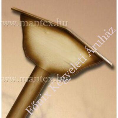 15. Esővédős fejfa - antikolt