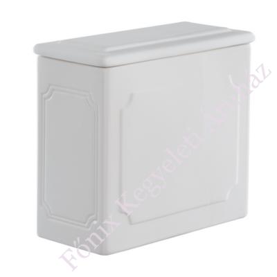 Legkisebb templomi urna - matt fehér