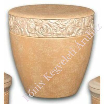 Terra - rózsás urna